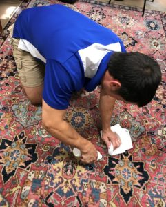 Rug Cleaning by Whitehall Carpet Cleaners