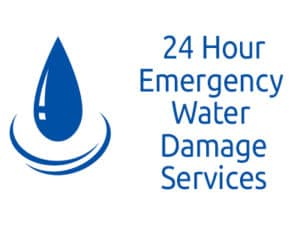 24 hour emergency water damage services