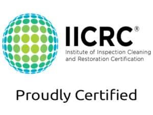 IICRC Certified Master Designation
