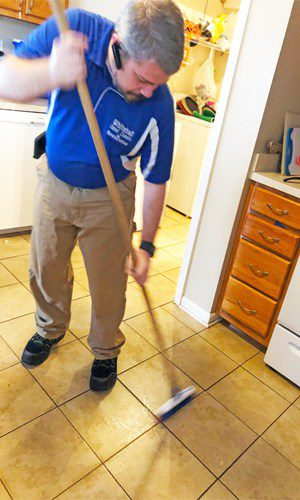Tile and grout cleaning in Irmo SC by Whitehall Carpet Cleaners