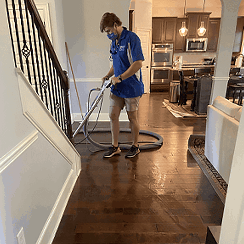 high level disinfection of your home or business